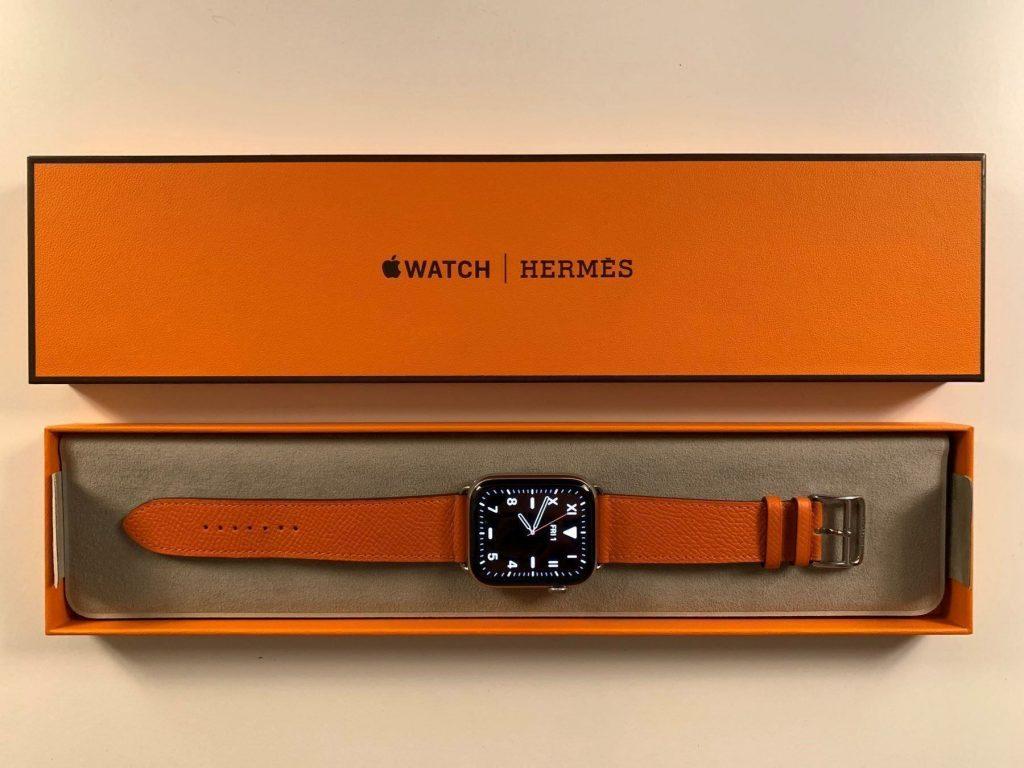 Hermès et Apple, une collaboration spéciale