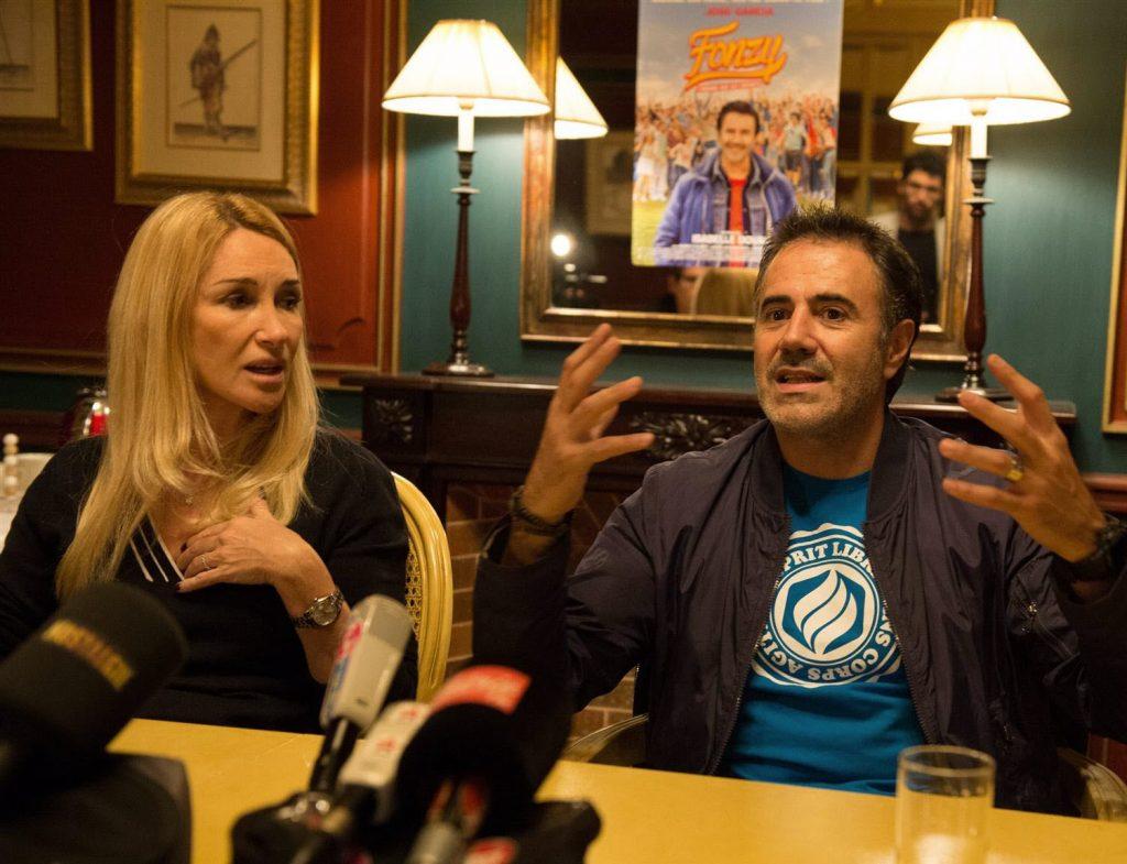 José Garcia: Une rencontre banale !