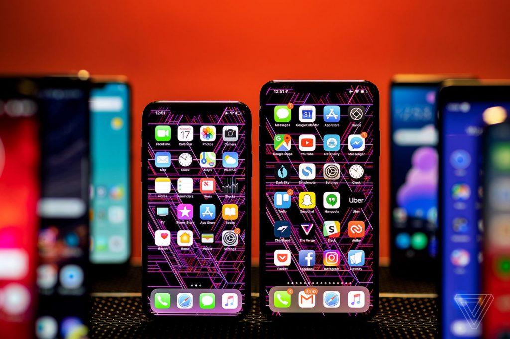 Smartphones Apple