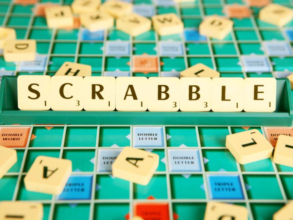 Jeu Top 3: Scrabble