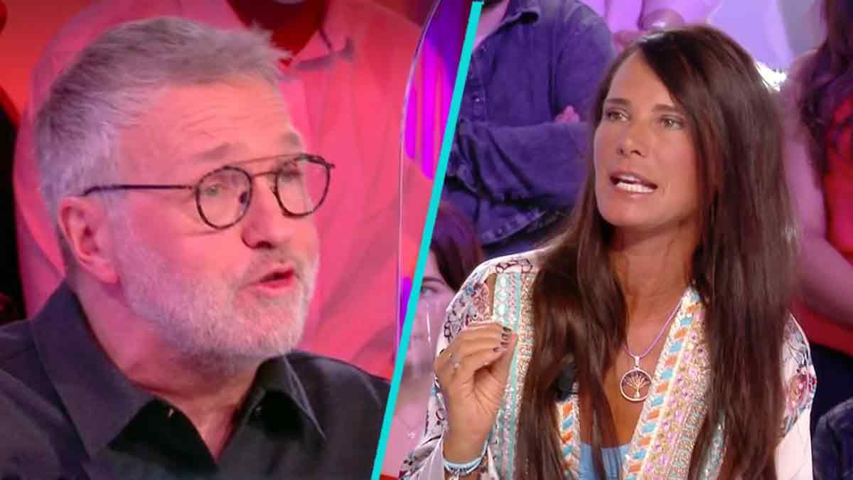 Nathalie Marquay insultée par Laurent Ruquier