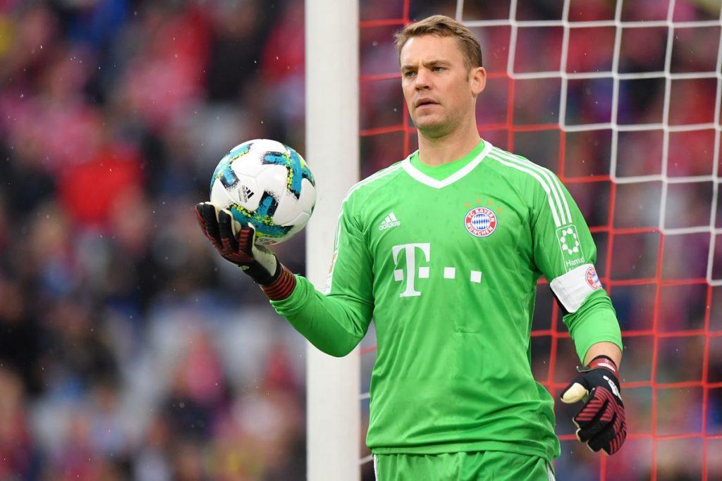 Football 2020 : Manuel Neuer