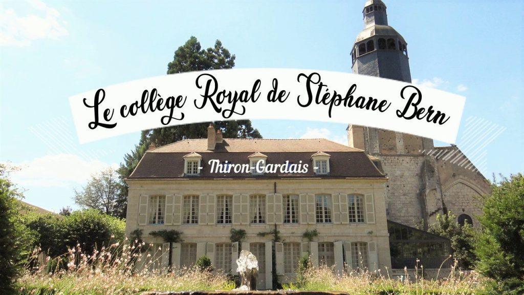 Le collège royal Thiron-Gardais