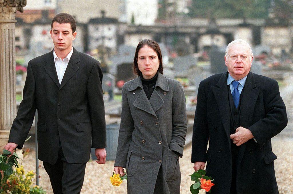 Ali Baddou réalise que son coup de coeur est la fille de François Mitterrand
