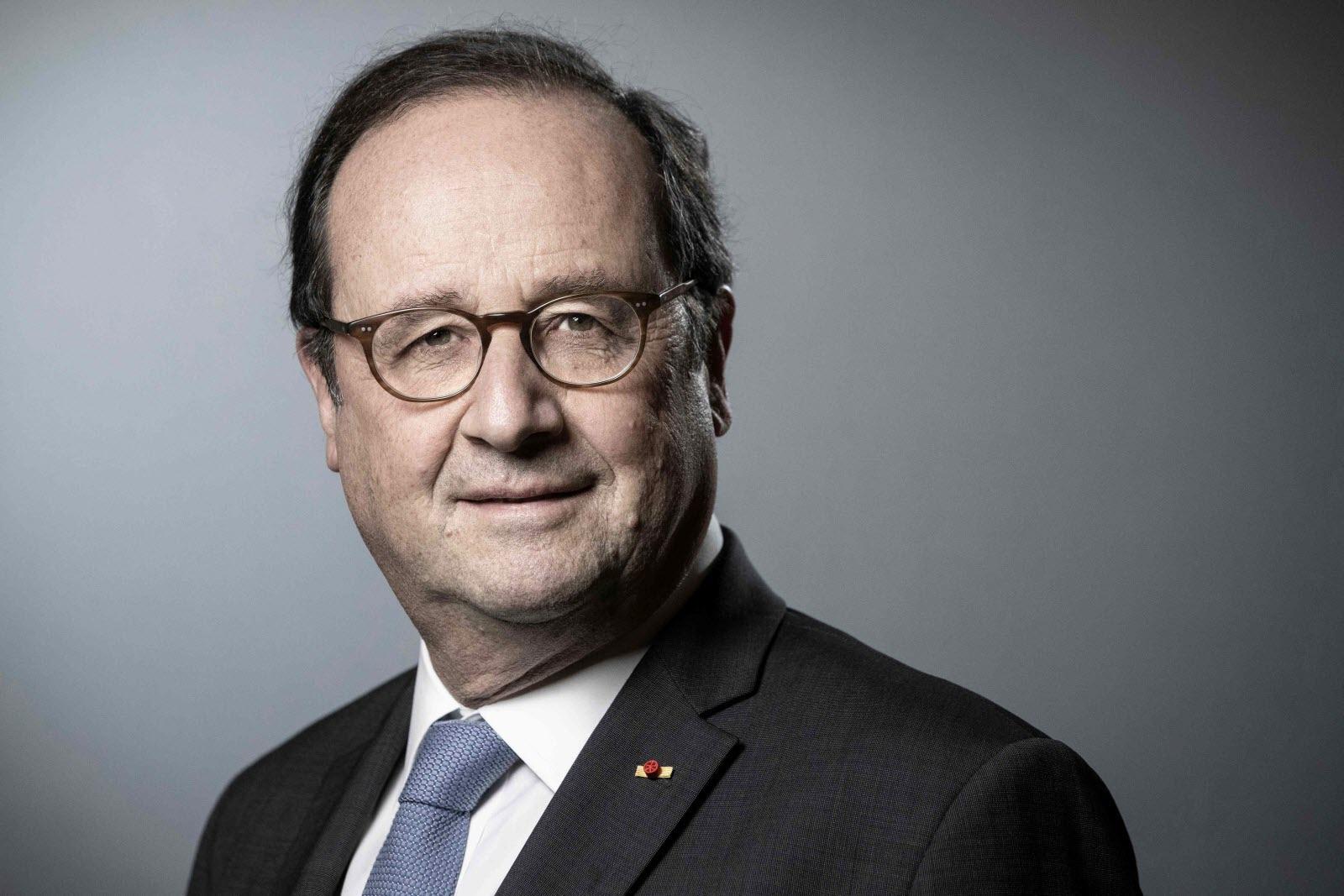 François Hollande choqué