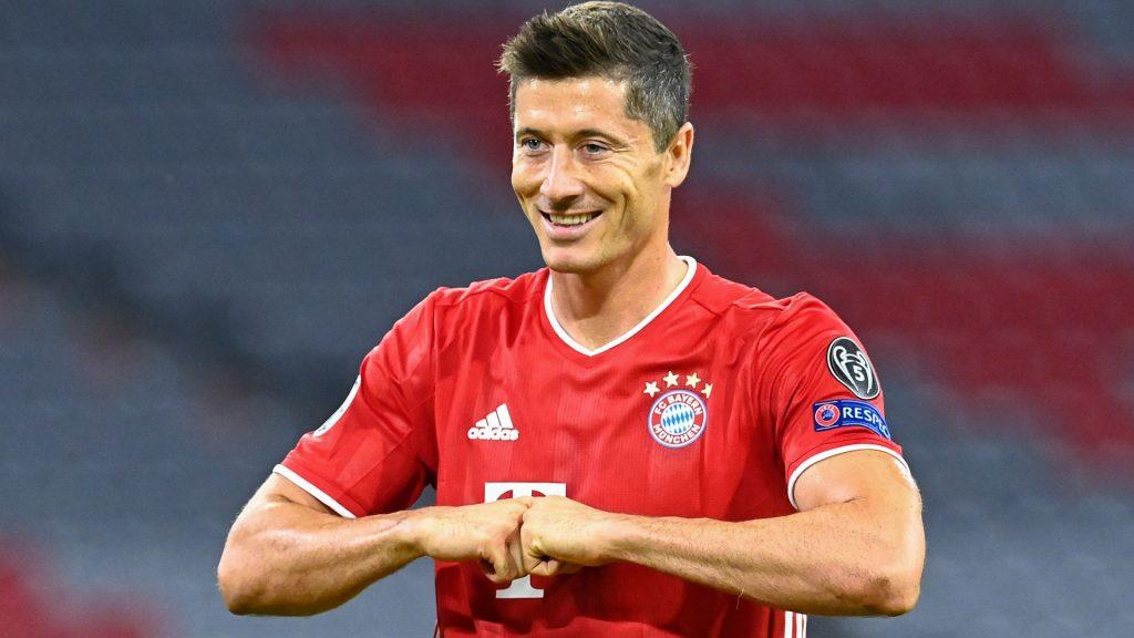 Football 2020 : Robert Lowandowski