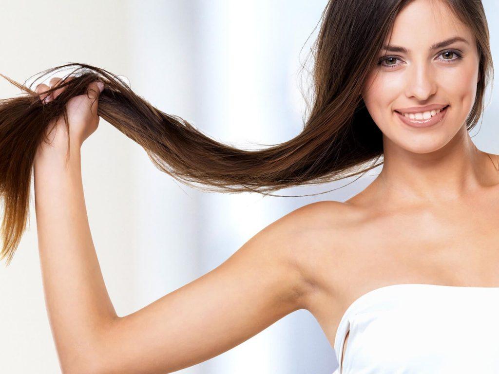 La santé des cheveux