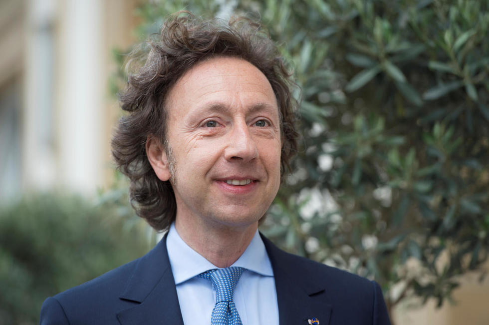 Stéphane Bern se confie
