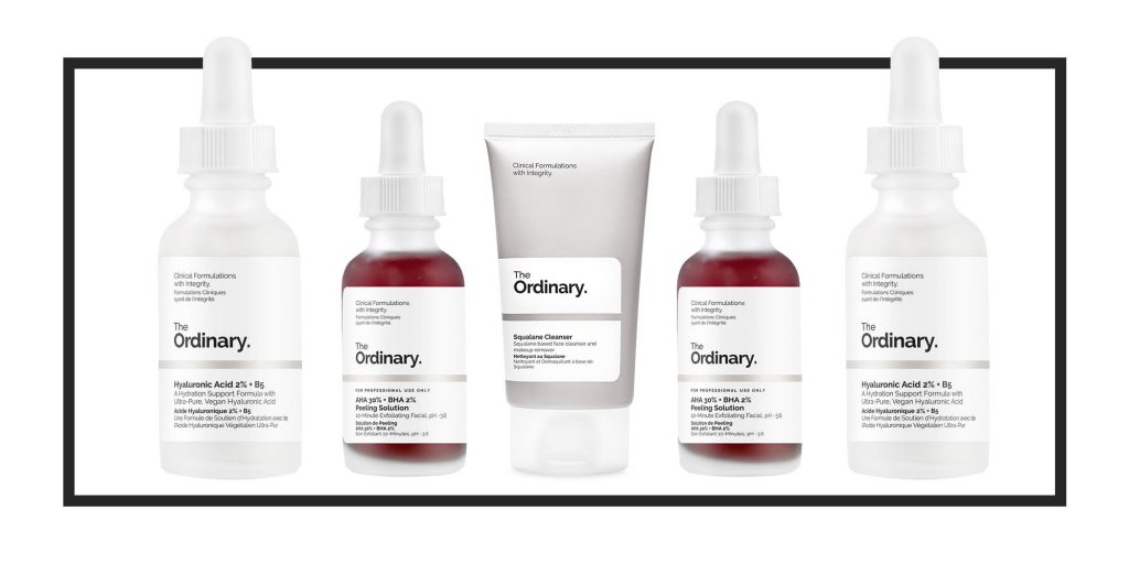 Soins The Ordinary