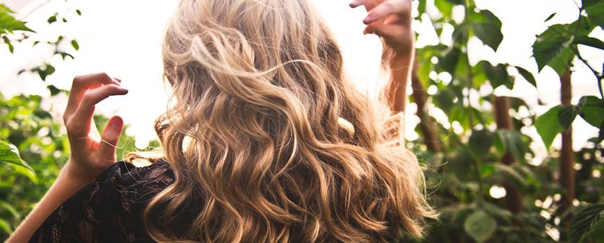Cheveux éclatants!