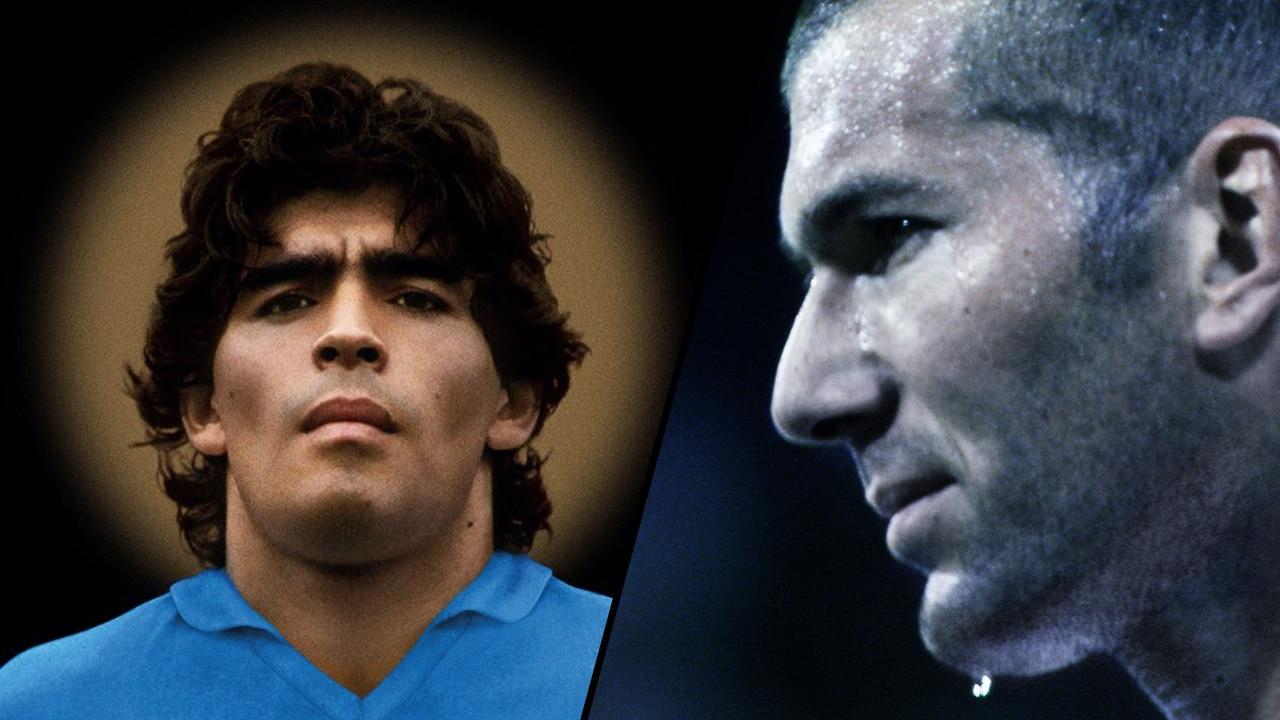 Zinédine Zidane ému aux larmes
