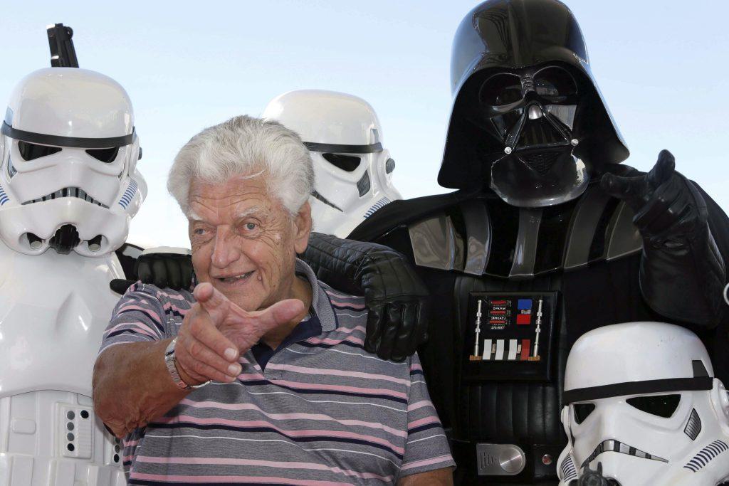 David Prowse : Les fans de Star Wars pleurent