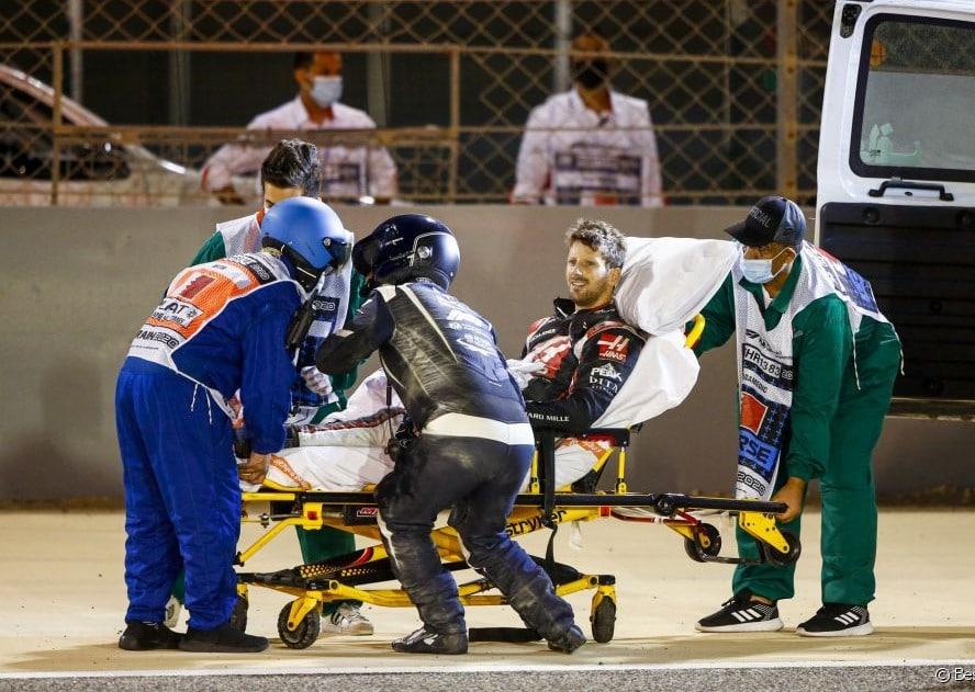Romain Grosjean: Un pilote d'enfer