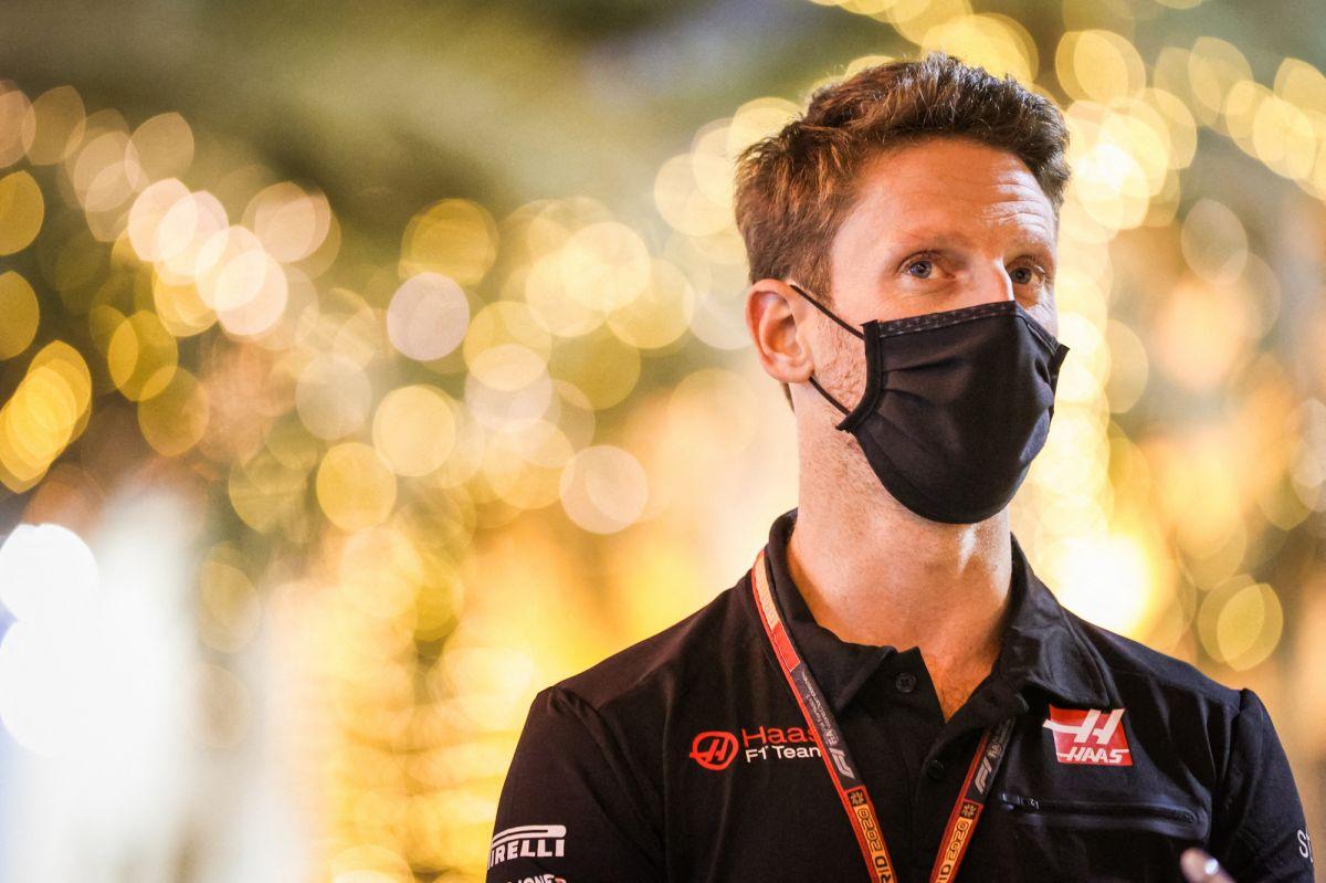 Romain Grosjean le miraculé