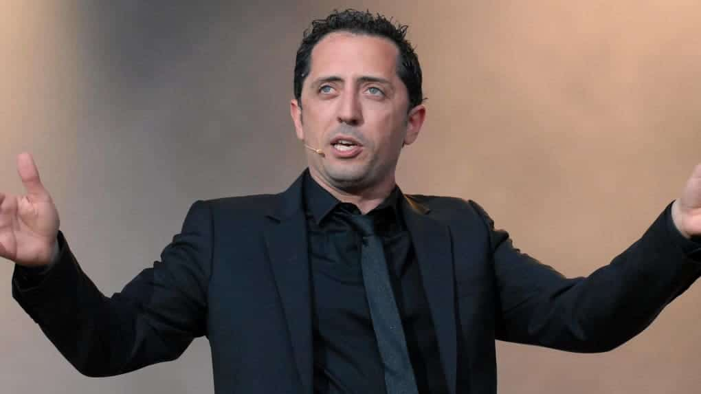 Gad Elmaleh : Son annonce sur Twitter attriste ses fans..