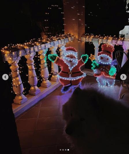Alizée: Les festivités avant l'heure