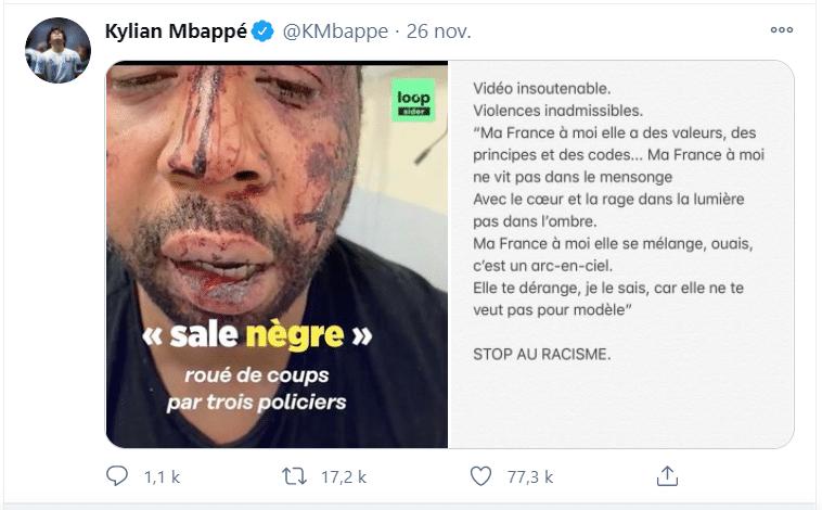 Stop aux violences policières
