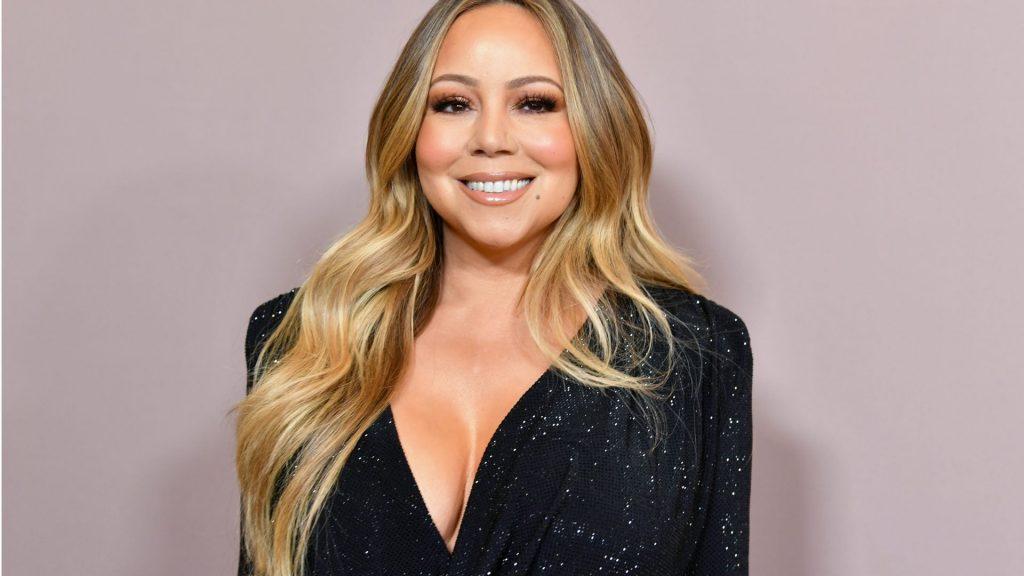 Mariah Carey symbole de Noël