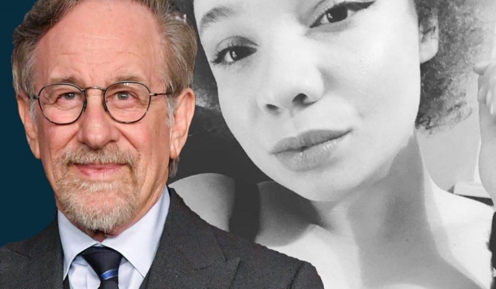Mikaela, la fille de Steven Spielberg