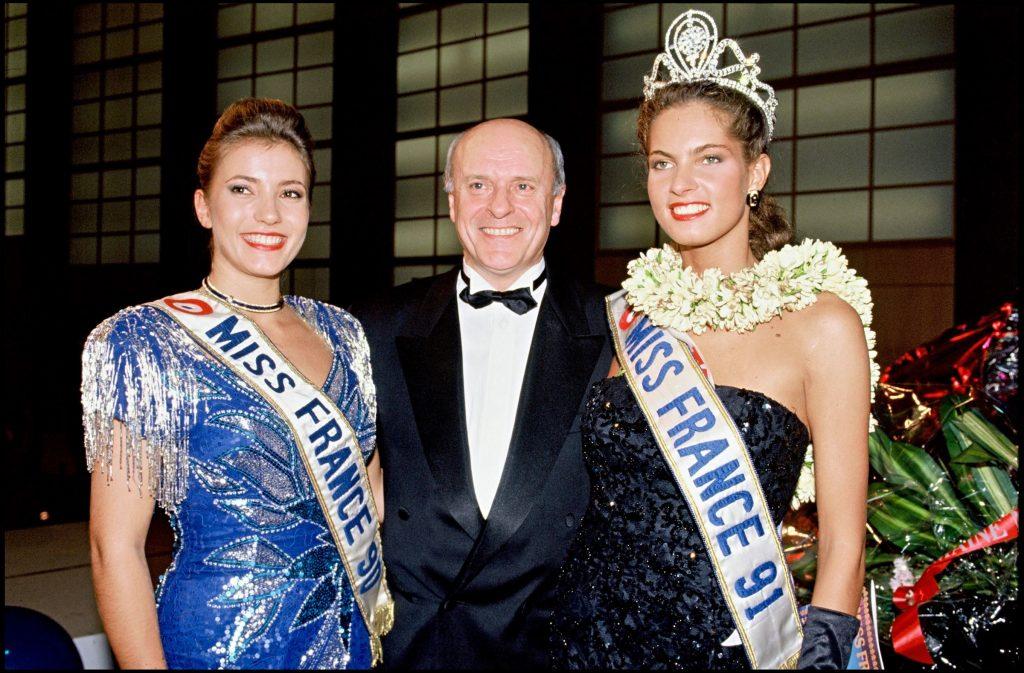 Mareva Georges en 1991