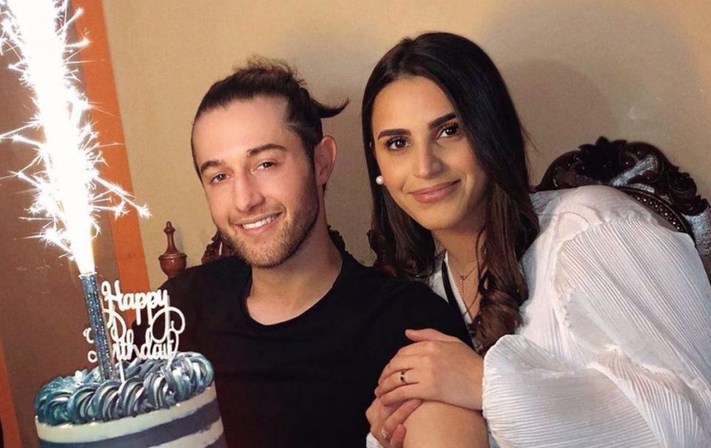 Pour le bonheur de Tarek Benattia et Camélia !