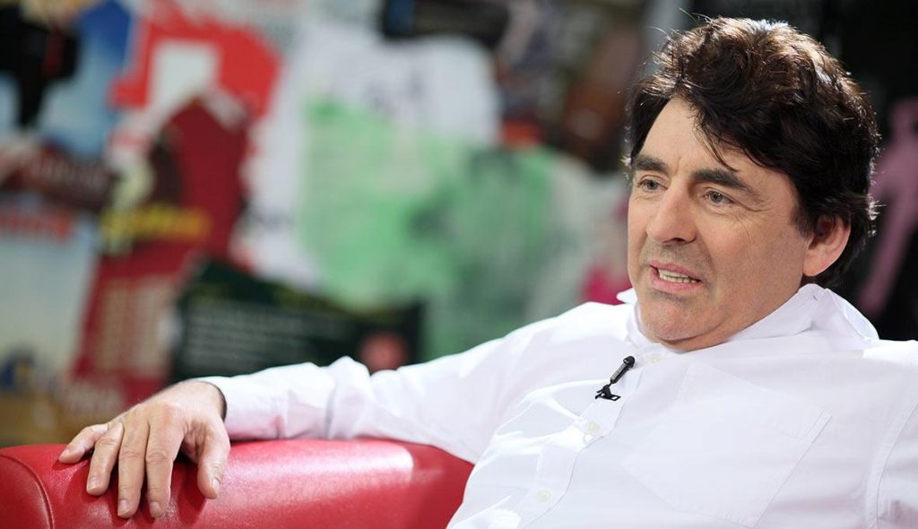 Claude Barzotti n'a plus de force