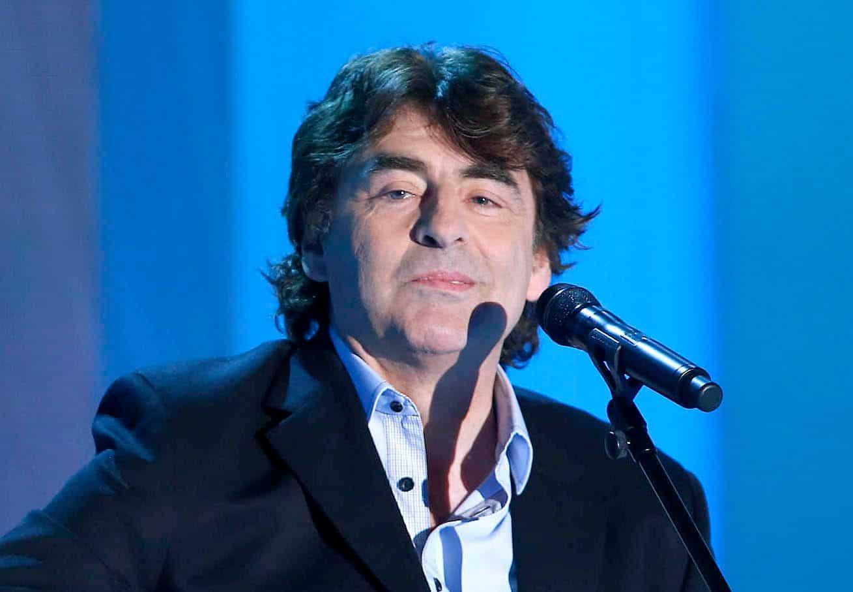 Claude Barzotti malade