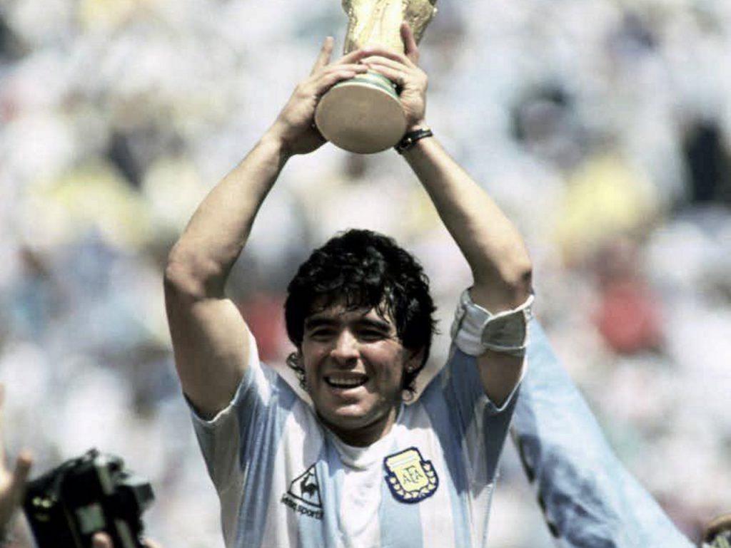 Diego Maradona : Le football le rendait vivant