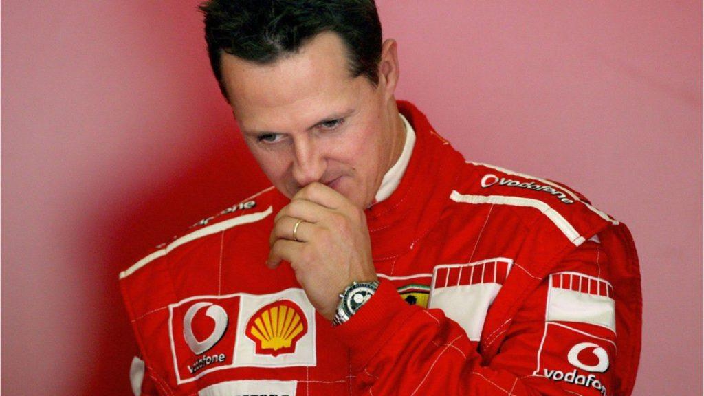 Un mystère qui entoure Michael Schumacher