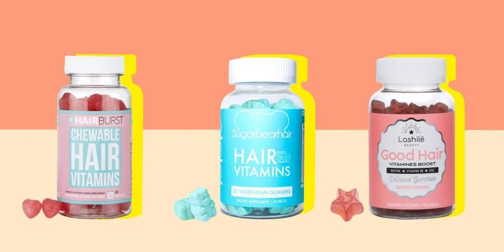Compléments alimentaires pour les cheveux