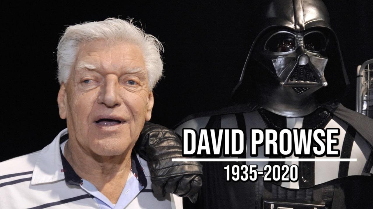 David Prowse Dark Vador