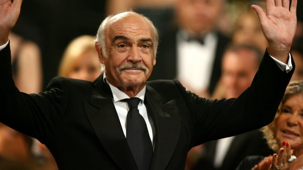 Sean Connery était stérile