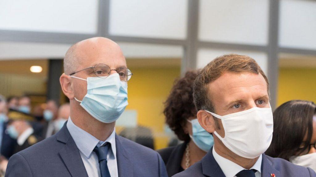 Jean-Michel Blanquer : Pas de quoi s'énerver