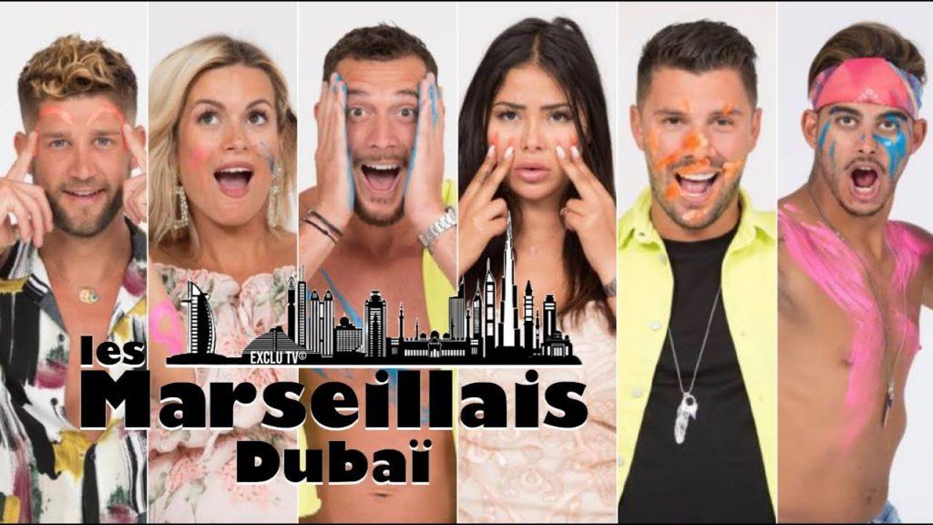 Les Marseillais à Dubaï !