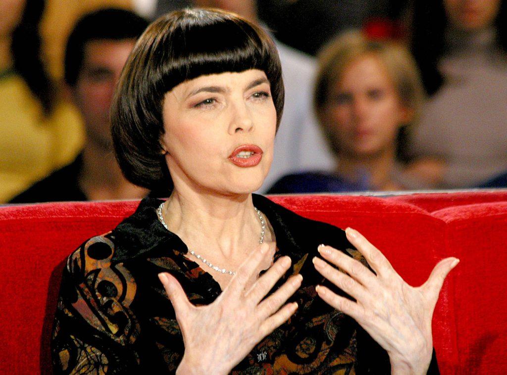 Mireille Mathieu: C'est devenu invivable