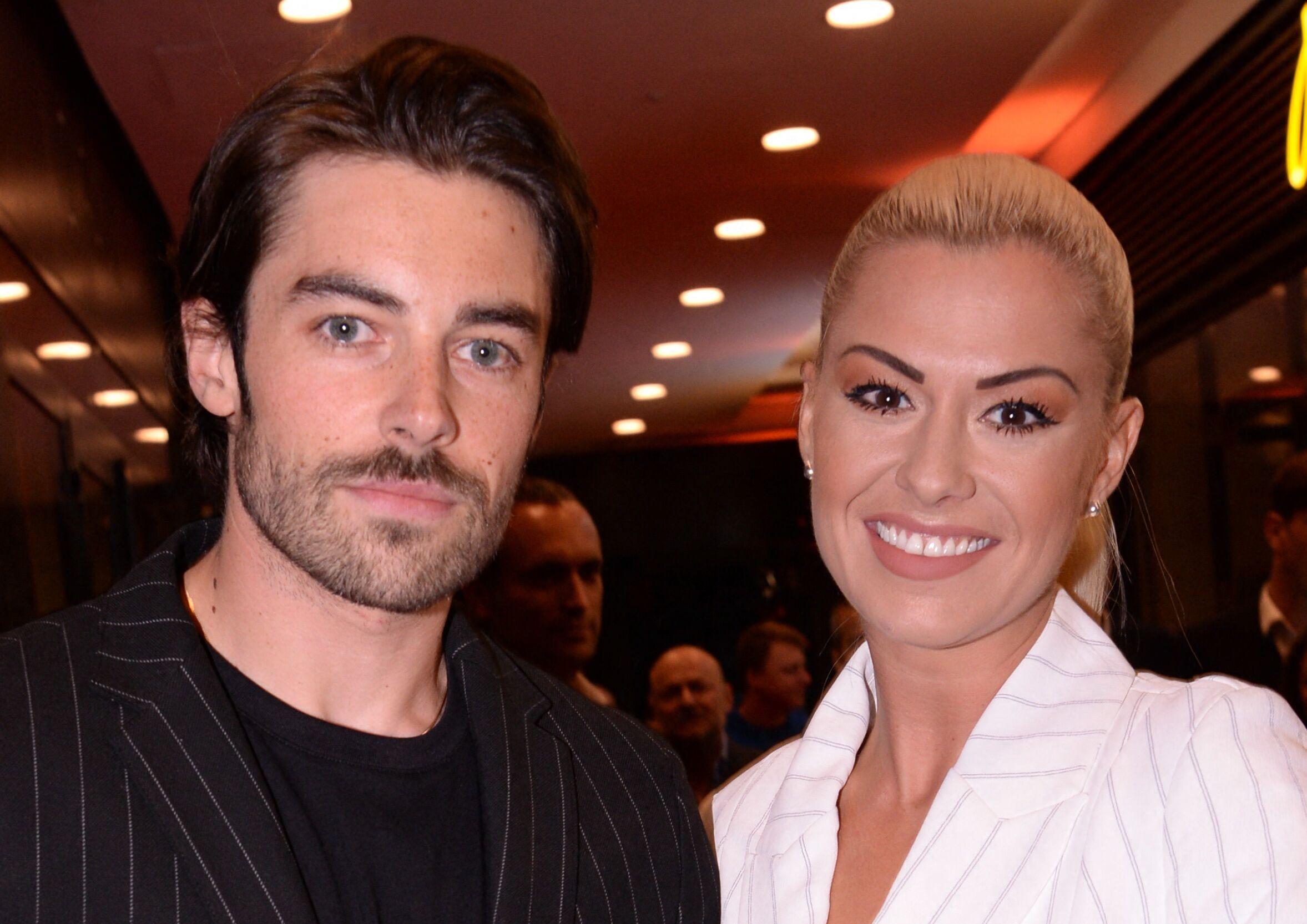 Katrina Patchett et Valentin