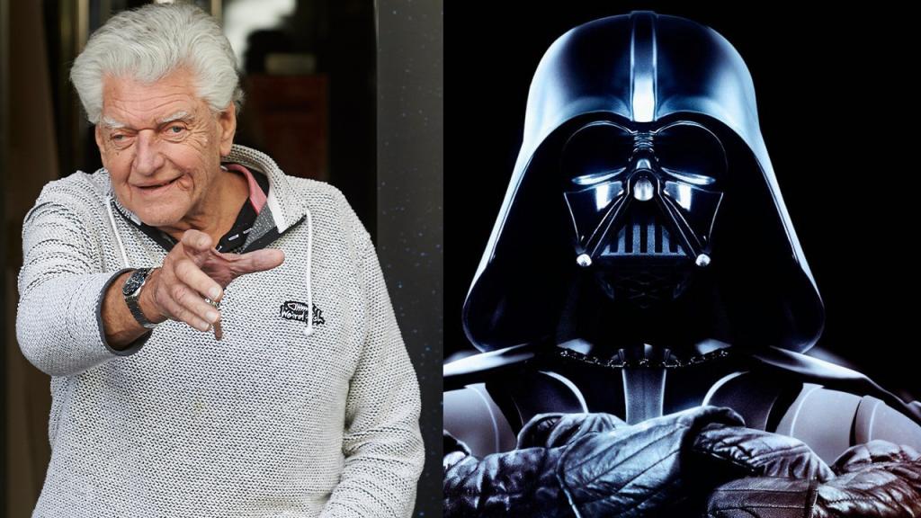 David Prowse : Le premier Dark Vador de Star Wars, est décédé !