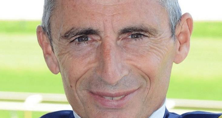 le jockey Gérald Mossé