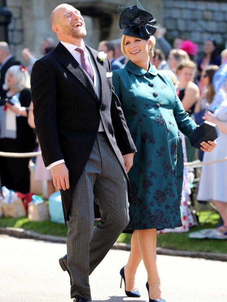 Zara Tindall attend son troisième bébé après beaucoup de souffrances