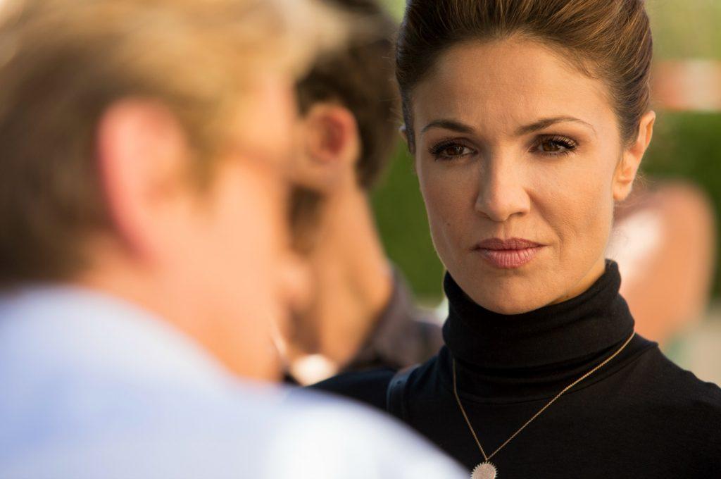 Nadia Farès: Plus séries que films ?
