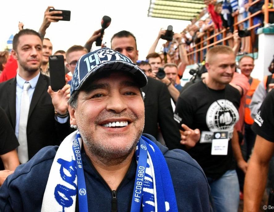 Diego Maradona : un message laissé à son jeune fils avant sa mort