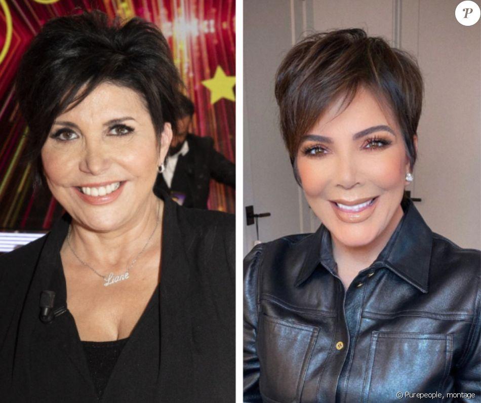 Sa forte ressemblance avec Kris Jenner !