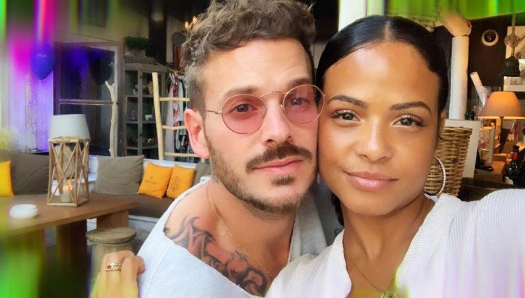 M Pokora et Christina Milian : Un mariage en petite comité