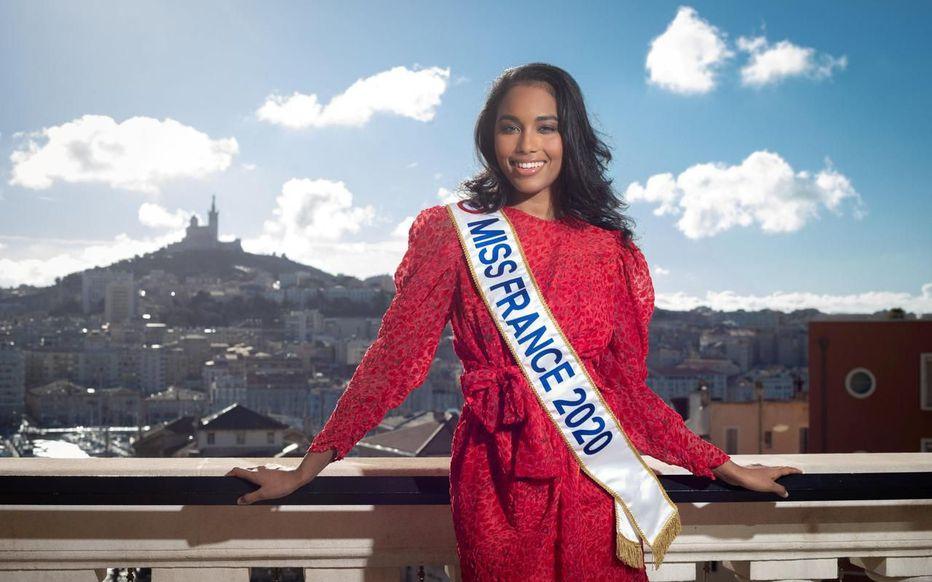 Clémence Botino, la Miss France 2020
