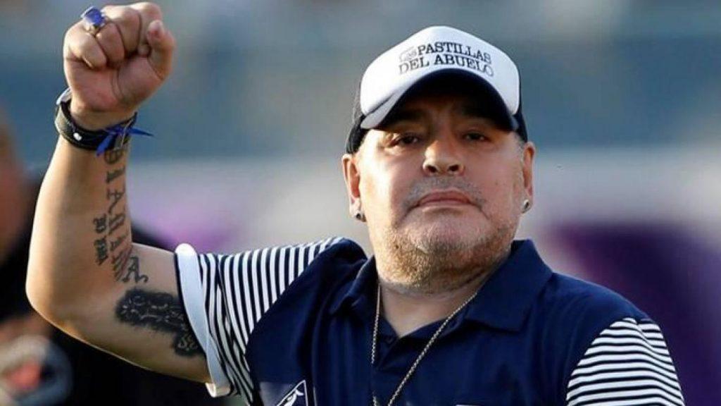 Diego Maradona : Père de très nombreux enfant