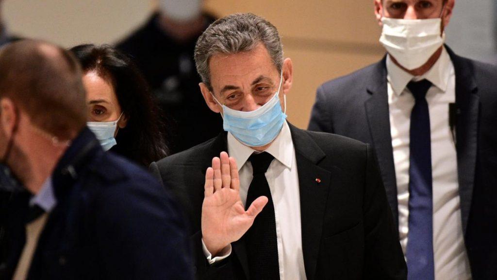 Sarkozy au tribunal