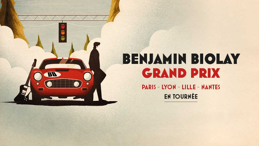 La tournée de Benjamin Biolay