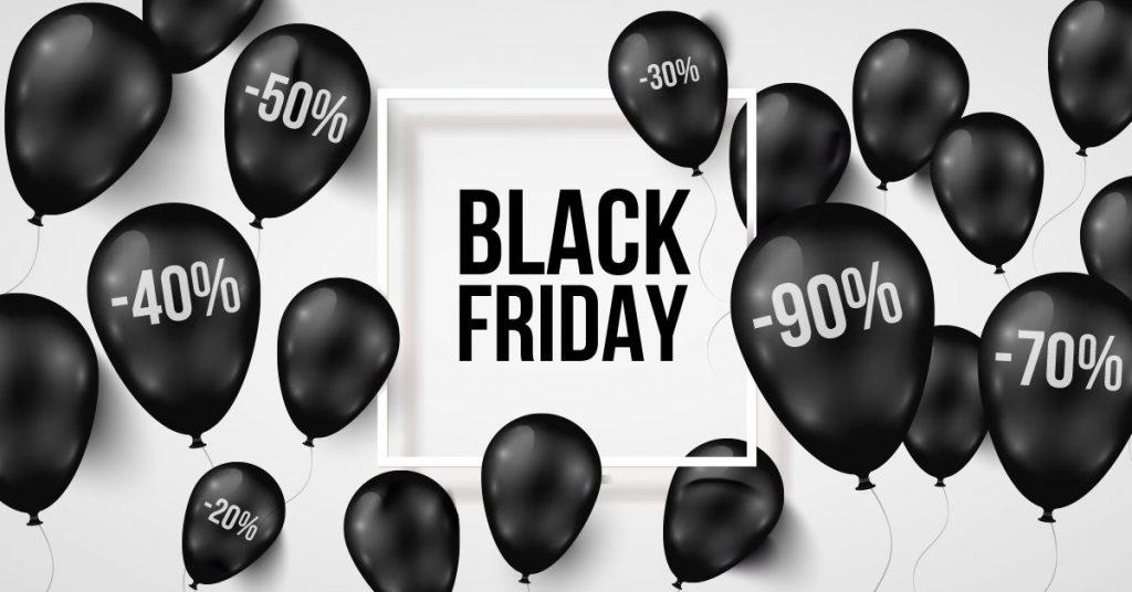 Les Promotions du Black Friday !