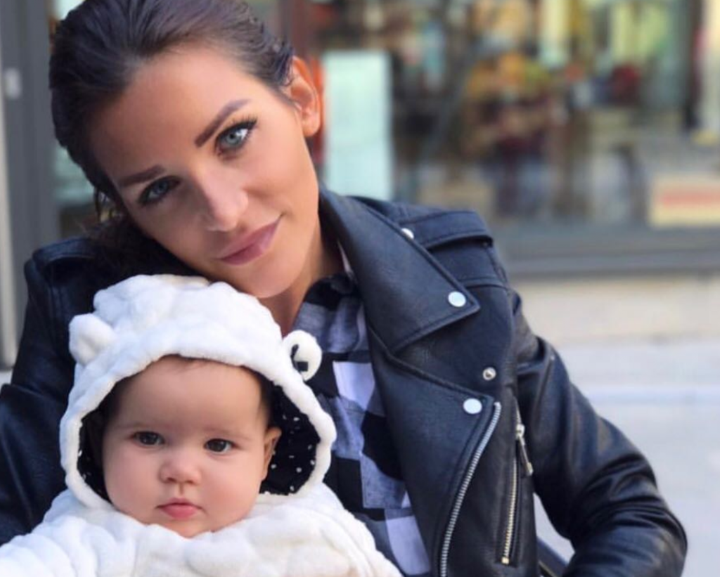 Julia Paredes: après plusieurs coups durs elle tombe à nouveau enceinte