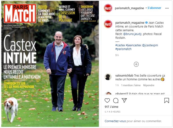 Le couple politique de l'année